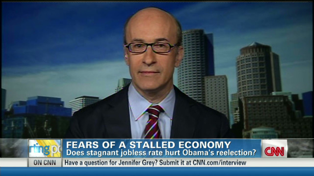 Rogoff: 'No doubt' job growth is slow