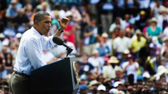 Sanchez says Barack Obama