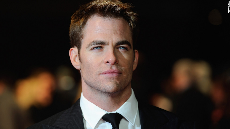 "He's shown his range from ""This Means War"" to ""People Like Us,"" so we know Chris Pine could have taken on Grey."