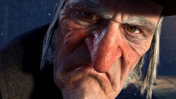 Ebenezer Scrooge in Disney