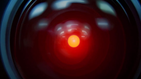"""In the 1968 science fiction film """"2001: A Space Odyssey,"""" it"""