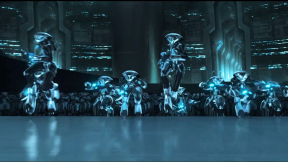 """In """"Mars Needs Moms,"""" a 2011 animated Disney picture, a 9-year-old boy must battle Martians who have abducted his mom."""