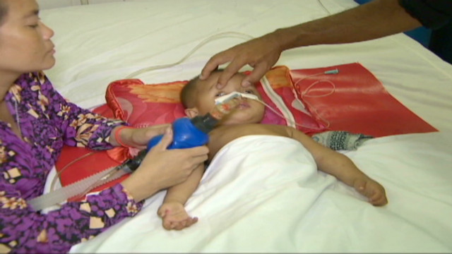 Crisis sanitaria en Camboya - CNN Video 5e8d0a96204f