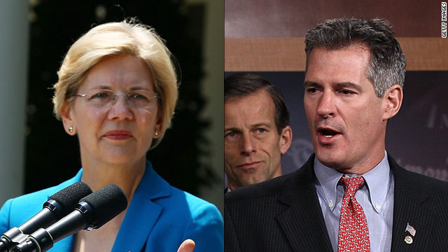 Massachusetts Senate race in a dead heat