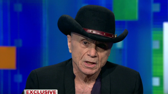 Robert Blake: Cops 'ripped my guts out'