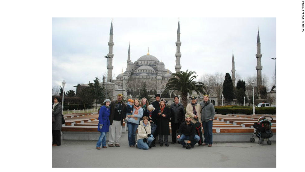 Muslim for a month tourists take islamic pray cations cnn