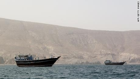 US and allies looking at options to protect shipping lanes from Iranian threats
