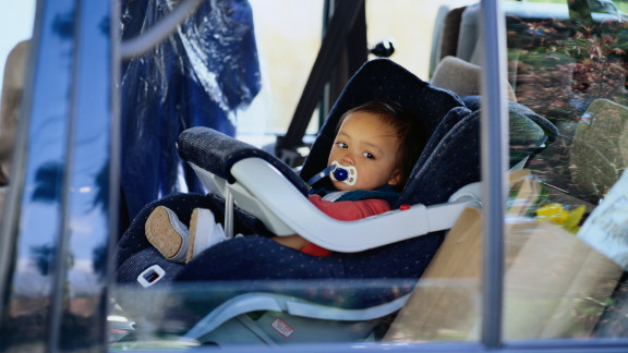 Since 1998, about 450 children in the U.S. have died of hyperthermia after being trapped in cars