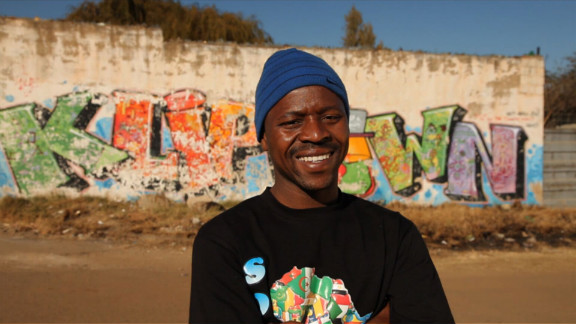 Director Thulani Madondo believes that each student's success is helping lift the community out of poverty.