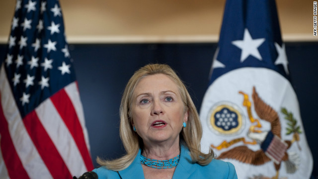 U.S. Secretary of State Hillary Clinton will meet Friday with Thein Sein, the president of Myanmar.