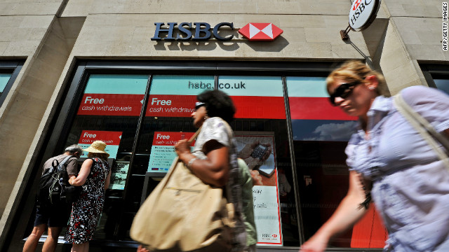 HSBC to pay record settlement