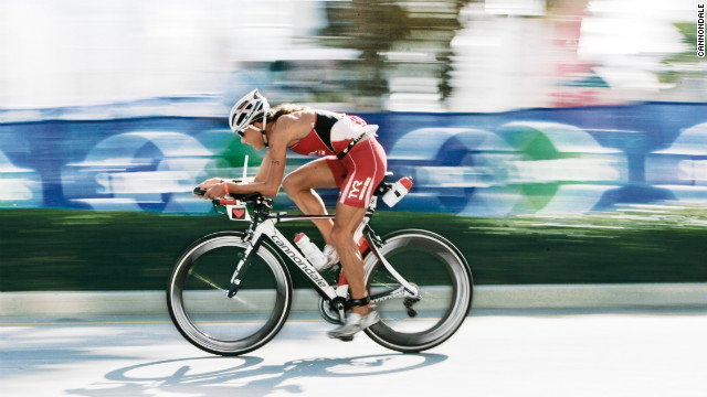 Four-time World Ironman champion Chrissie Wellington says her mind is her greatest athletic tool.