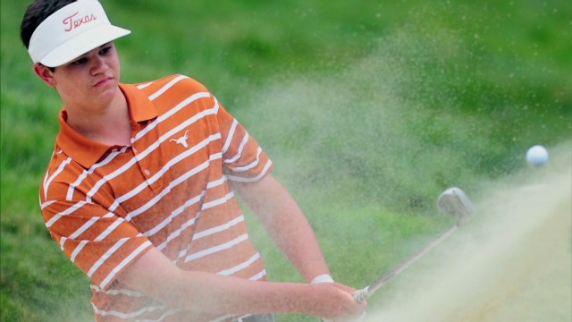Beau Hossler making strides in golf