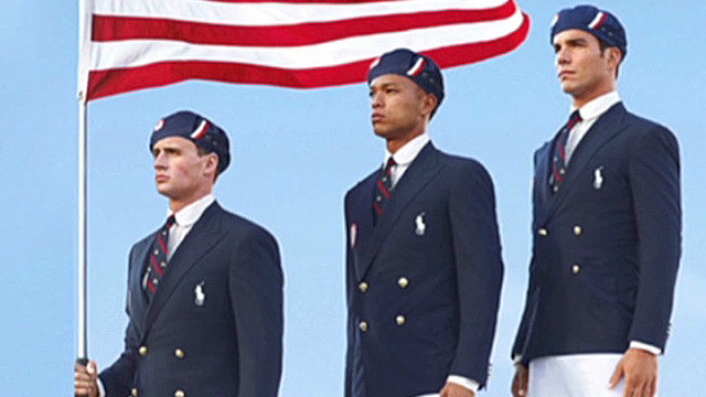Sen. Reid: Burn U.S. Olympic uniforms
