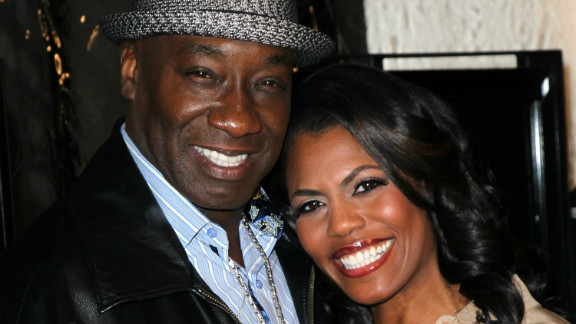 Michael Clarke Duncan, the Oscar-nominated actor who died Monday, September 3, and reality-TV personality Omarosa Manigault planned to marry next year, her representative said Tuesday.