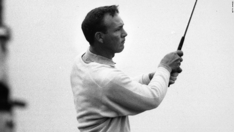 arnold palmer  stylish trailblazer who revived the british