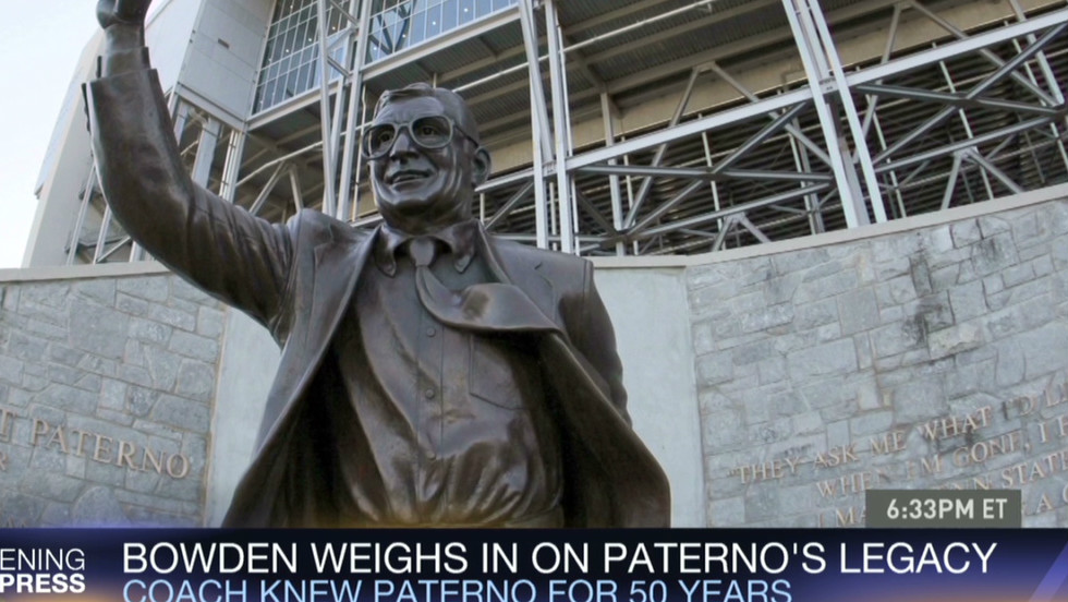 abd2525963f The woman who stood up to Joe Paterno - CNN