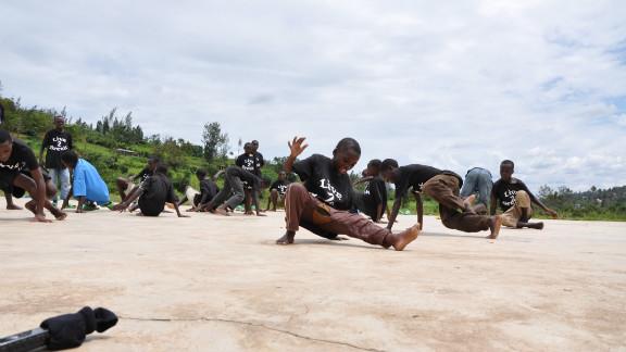 Catalyst Rwanda 2011