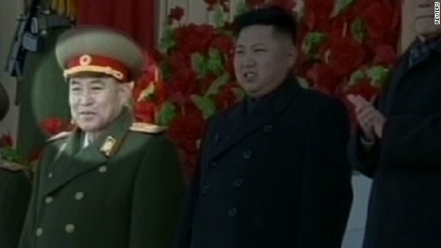 N. Korean chief out amid power struggle?