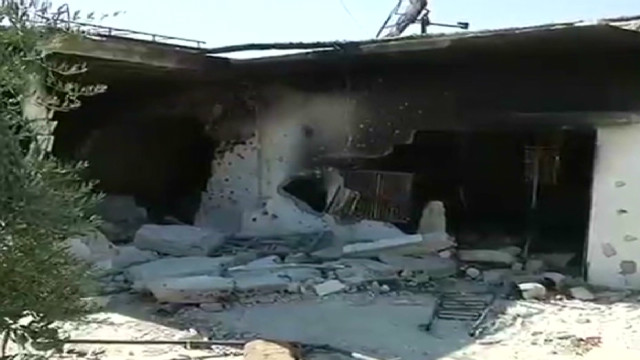 Fierce fighting in Damascus