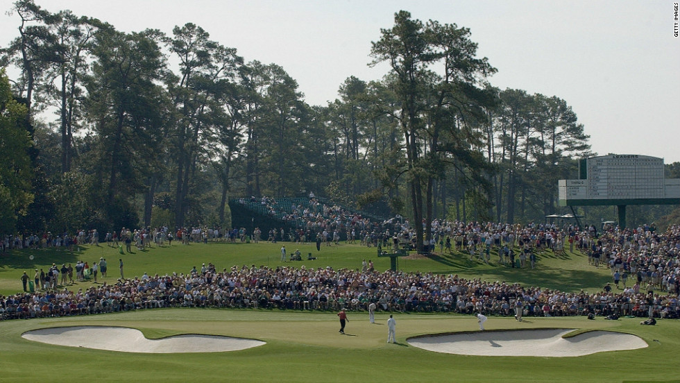 Famed for hosting the annual Masters tournament, the exclusive Augusta National was the brainchild of the most successful amateur golfer of all time, Bobby Jones. He recruited MacKenzie to design the course in 1933 after seeing his handiwork at Cypress Point. The result has become one of the world's most recognizable and colorful sporting venues.