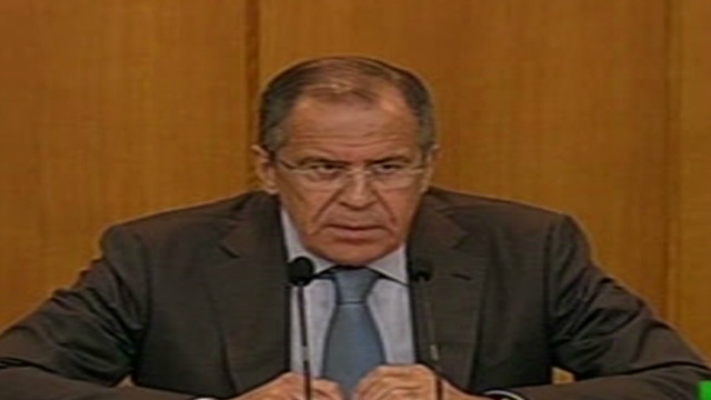 Russia not supporting al-Assad