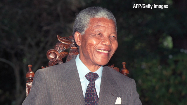 2012: Nelson Mandela's early years