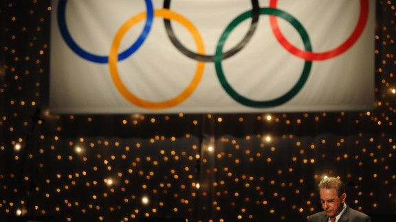Will Jaques Rogge, president of the International Olympic Commitee, mark the tragedy at the 1972 Munich Games?