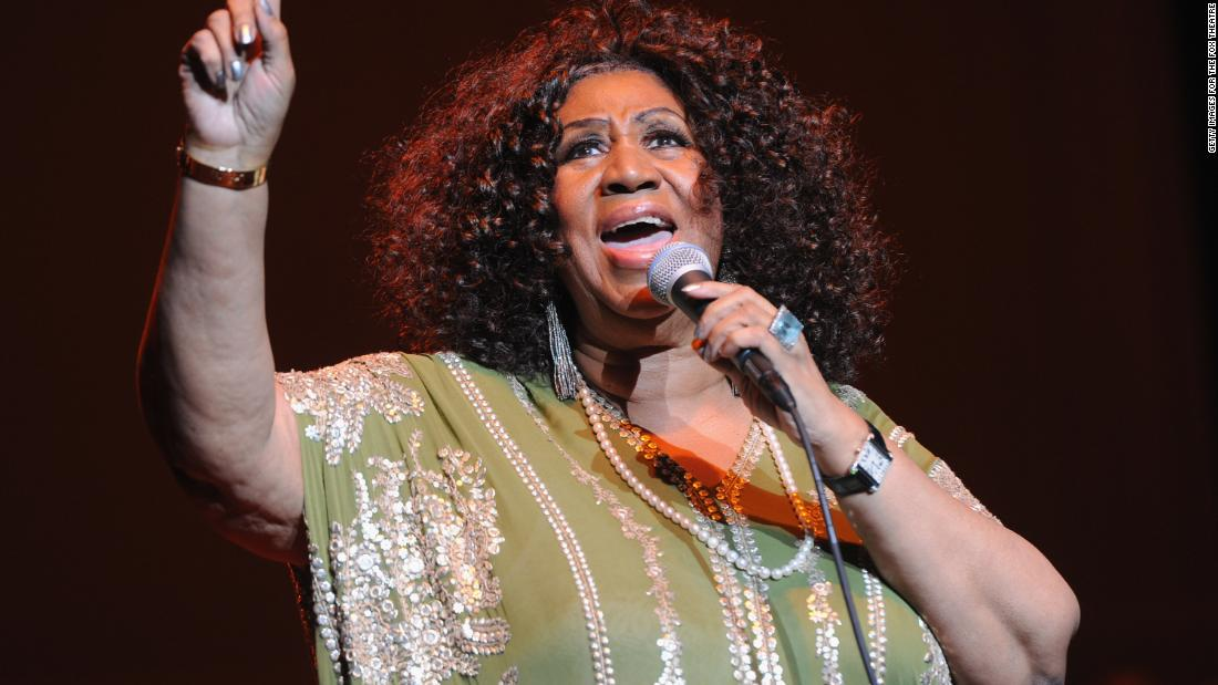 Aretha Franklin's funeral: Live updates