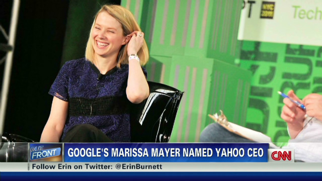 E-Block: Yahoo's surprising CEO pick