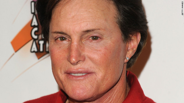Bruce Jenner: 'A new kind of champion'