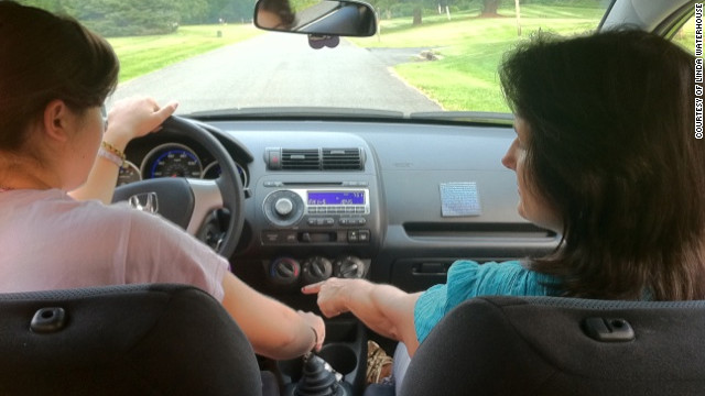 Linda Waterhouse and her daughter Maria believe that driving stick is a valuable skill -- but is it a necessary one?