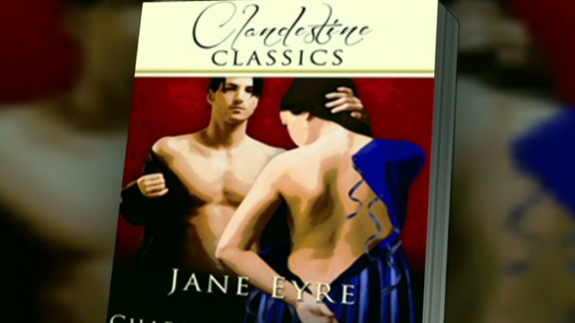 Classic novels get erotic makeovers
