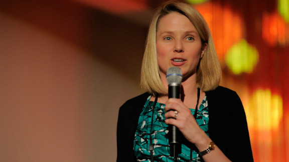Incoming Yahoo CEO Marissa Mayer says she plans to work during her maternity leave.