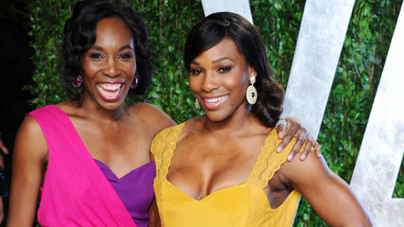 """Sisters Venus and Serena Williams are superstars in the world of  tennis -- the pair claimed gold playing doubles at Sydney's 2000 and Beijing's 2008 Games, while Venus claimed an individual top medal in Sydney. Off the court, the sisters have appeared on """"Punk'd,"""" """"Sesame Street"""" and """"The Simpsons"""" as well as their own reality show, """"Venus and Serena: For Real."""" But it's Serena who has been especially active in the realm of entertainment, appearing in shows including """"ER,"""" """"Law and Order: Special Victims Unit"""" and """"My Wife and Kids."""" She is also set to produce and lend her voice to the upcoming animated film """"WimbleToad,"""" but not before both sisters prepare to compete in the 2012 London Games."""
