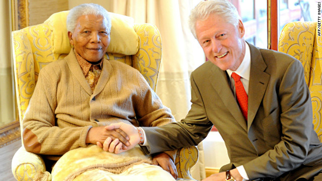 MR NELSON MANDELA CELEBRATING HIS 94TH BIRTHDAY IN QUNU, EASTERN CAPE, SOUTH AFRICA -- 17 JULY 2012
