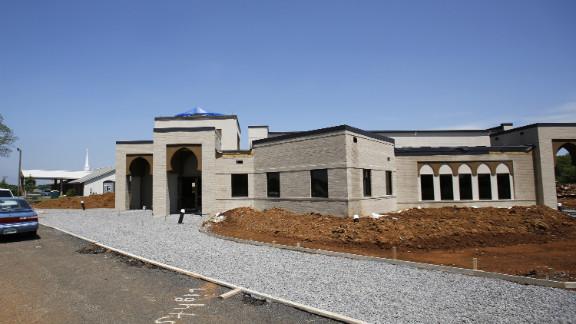 The Islamic Center of Murfreesboro in 2012