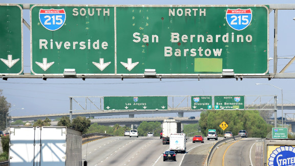 The city of San Bernardino, California, is $45 million in the hole and has filed for bankruptcy.