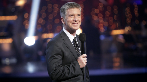 """Tom Bergeron, """"Dancing With the Stars"""""""