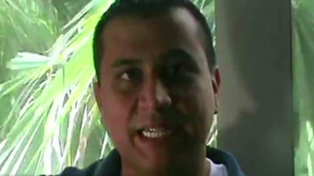 See new Zimmerman web video to supporters