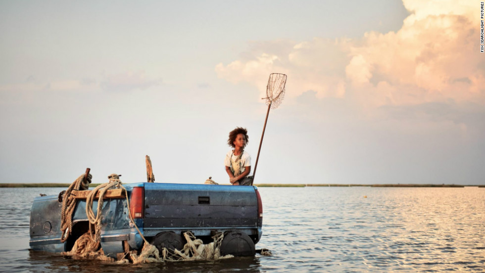 "Like ""Life of Pi,"" ""Beasts of the Southern Wild"" is another magical-realist fable, this time on an indie budget. This imaginative, emotional debut film by Benh Zeitlin is a euphoric experience. Quvenzhané Wallis stars as 6-year-old Hushpuppy."