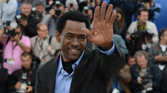 """Dwight Henry appears at the Cannes Film Festival in May following his successful film debut in """"Beasts of the Southern Wild."""""""