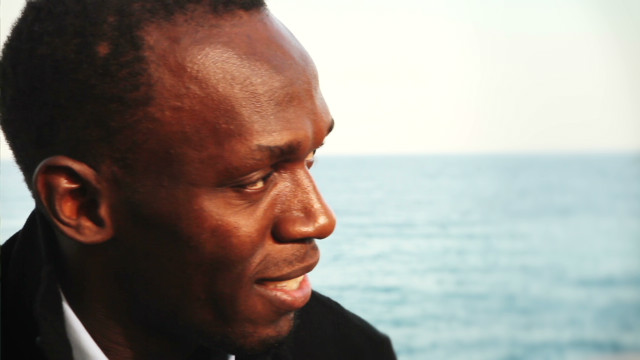 Usain Bolt: 'I'm faster than everybody'