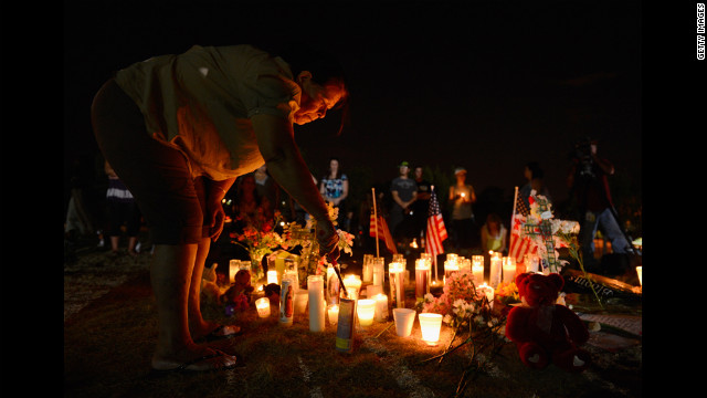 12 dead, 70 injured in theater shooting