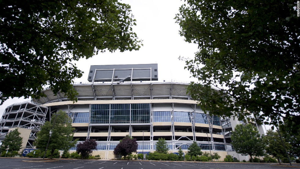 Though the statue was removed from Beaver Stadium, the university library will continue to bear Paterno's name.