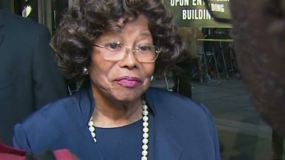 Katherine Jackson said she was unable to know that her granddaughter was posting desperate tweets for help in finding her.