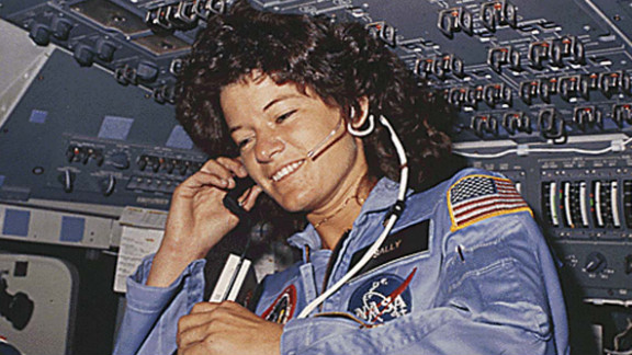 Sally Ride, the first American woman to fly in space, died after a 17-month battle with pancreatic cancer on July 23. She was 61.