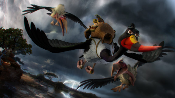 """""""Zambezia,"""" produced by Cape Town-based Triggerfish Animation Studios, has been chosen to close this year's Durban International Film Festival."""