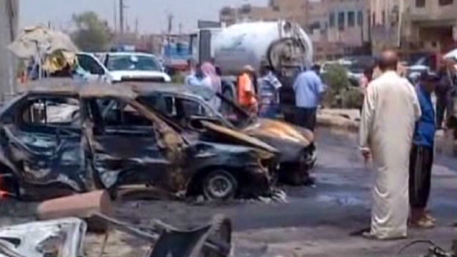 July: Violence in Iraq escalates