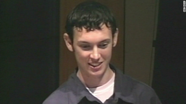 Video: James Holmes at  '06 science camp